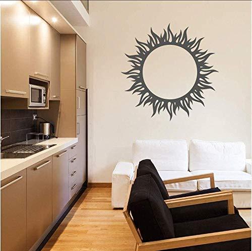 Zon Vinyl muur of plafond Sticker voor Woonkamer Kids kamer Kwekerij Keuken Decor Interieur Ontwerp Muren 55 * 55Cm