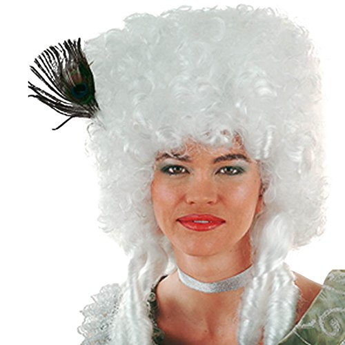 Perruque Carnaval Limit Lady Barrock cm370 (Nouveau)