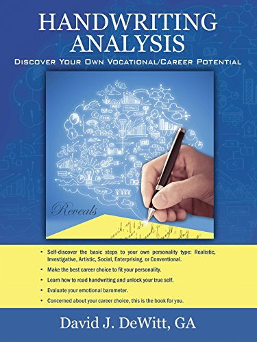 Handwriting Analysis: Discover Your Own Vocational/Career Potential