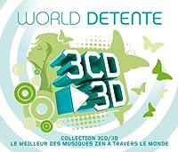 VARIOUS - WORLD DETENTE (3 CD)