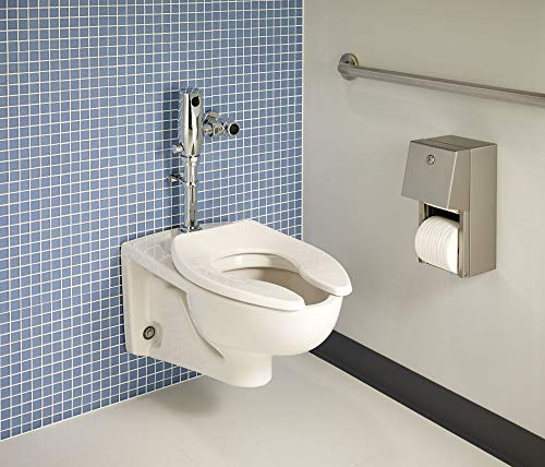 American Standard 2257101.020 2257.101.020 Toilet Bowl, 15.00 in Wide x 14.00 in Tall x 26 in Deep, White