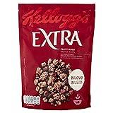 Kellogg's Cereali Extra Frutti Rossi, 375g...