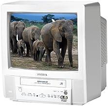Toshiba MV13K1W 13-Inch TV/VCR Combo