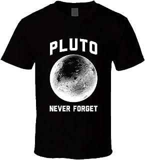 N/N Missing Planet Pluto T-Shirt Astronomy Class t--Shirt Scienza Geek Camicie
