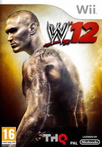 THQ WWE Smackdown vs Raw 2012, Wii - Juego (Wii, Nintendo Wii,...