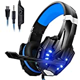 GALOPAR Stereo Gaming Headset for PC, PS4, Xbox One
