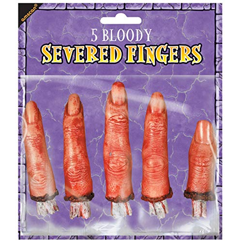 Halloween Falsche Finger