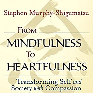 From Mindfulness to Heartfulness audiobook cover art