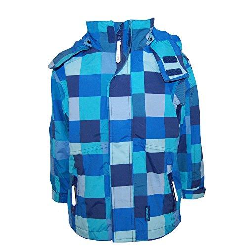 Outburst - Regenjacke Funktionsjacke Jungen, dunkelblau, Größe 104