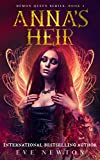 Anna's Heir: Demon Queen Series, Book 4: Fantasy Romance