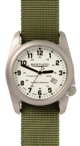 Bertucci Green Quartz Analog Men's Watch 12070