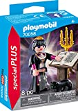 PLAYMOBIL PLAYMOBIL-70058 Especial Bruja, Color carbón (70058)
