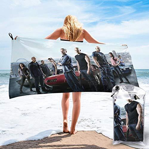 Rick Yune Artes, Leticia Letty Ortiz, humor rápido y furioso, toallas de baño, juegos de toallas Sandy Beach Dryness Unisex impresión 3D Pascua