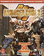 Armored Core 3 - Prima's Official Strategy Guide de Prima Temp Authors