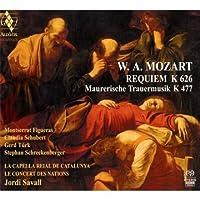 Mozart: Requiem, Masonic Funeral March by Montserrat Figueras (2011-03-08)