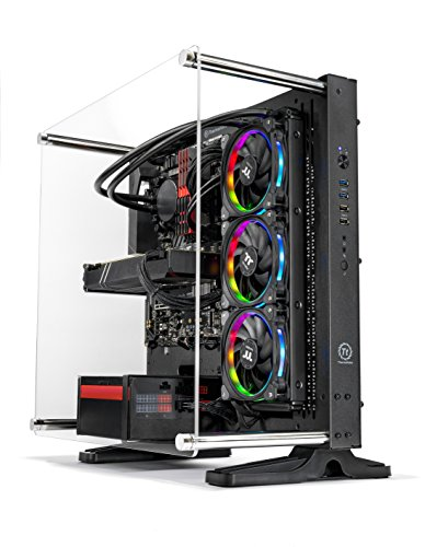 Compare SkyTech RTX 2080 Ti Version Supremacy VR/4K (ST-SUPREMACY-RTX2080TI-2700X) vs other gaming PCs