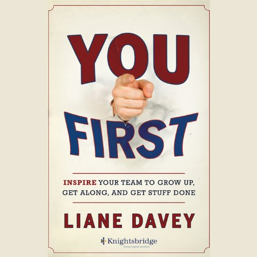You First audiobook cover art