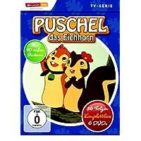 Puschel, das Eichhorn -