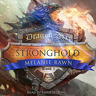 Stronghold audiobook cover art