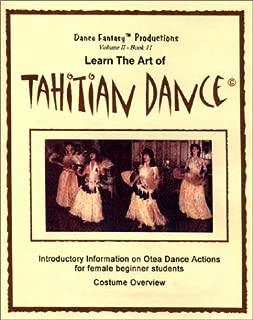 learn tahitian dance