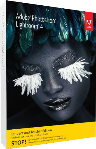 Adobe Photoshop Lightroom 4 Student and Teacher deutsch [import allemand]
