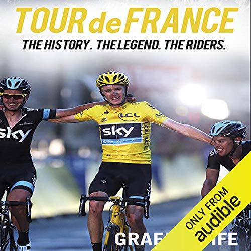 Tour de France cover art