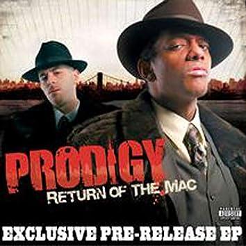 Return Of The Mac - Pre-release EP