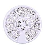 Fliyeong Premium Qualität 120 Stücke Nail Art Dekorationen Mini Ozean