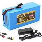 VISET Ebike Battery Pack 36V 10Ah 14Ah 20Ah Electric Bike...