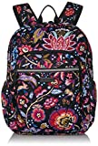 Vera Bradley Signature Cotton Campus Backpack, Foxwood