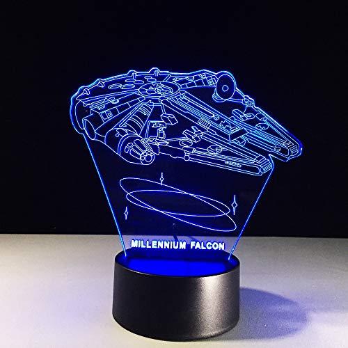 Luz de Noche Novedad Tipo de Regalo Mesa de Color lámpara de Control Remoto lámpara de Regalo Directa para niños