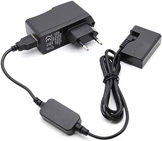 USB Línea De Conducción DC 8.4V ACK-E8 + DR-E8 LP-E8 LP E8 Batería Virtual + 5V3A USB Adaptador Para Canon EOS 550D 600D 650D 700D T4i X6i