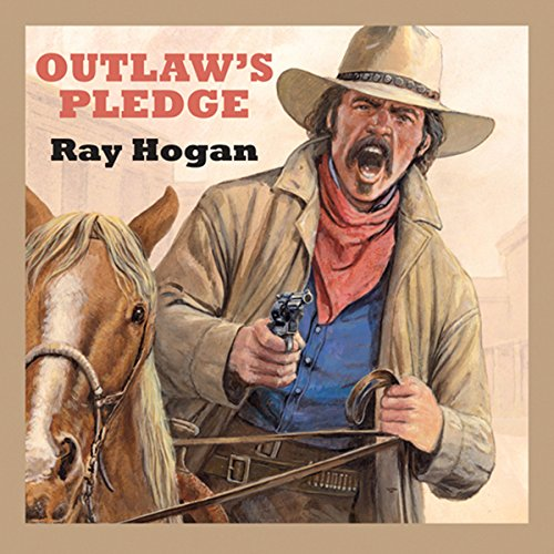 Outlaw's Pledge audiobook cover art