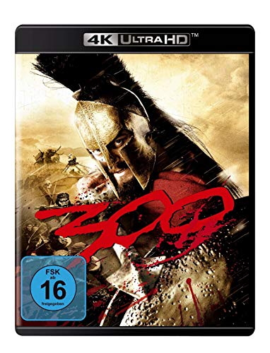 300 (4K Ultra HD) (+ Blu-ray 2D)