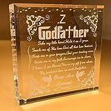 Godfather Gifts | From Goddaughter | Godson | Goddad | Proposal | Godchild | Christmas | Father's...