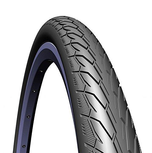 DEESTONE Campagnolo Neumático de Bicicleta, 700 x 28c, Negro