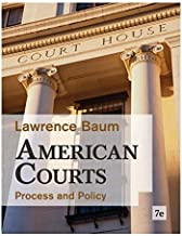 American Courts: Process and Policy PDF
