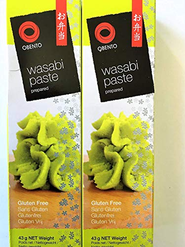 Obento Wasabi Paste (Pack of 2)