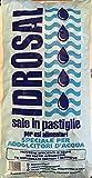 acquaverde 8 Sacchi Idrosal Sale in Pastiglie 25 kg per Addolcitori Ebollizione per Resine Depuratori Addolcitori