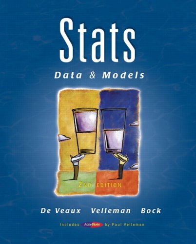 Stats: Data and Models (2nd Edition)