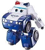 Super Wings EU730033 Transform-a-Bots Kim - Juego de Cartas de Transform-a-Bots