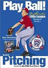 Little League Play Ball! Basic Pitching DVD