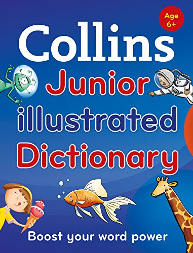 Image OfCollins Junior Illustrated Dictionary
