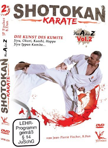 Shotokan Karate von A bis Z Vol.2 - Die Kunst des Kumite