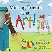 Best making friends is an art Reviews