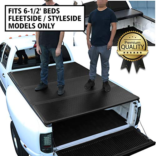 05 silverado hard bed cover - 5