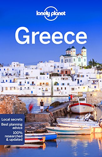 Lonely Planet Greece [Lingua Inglese]