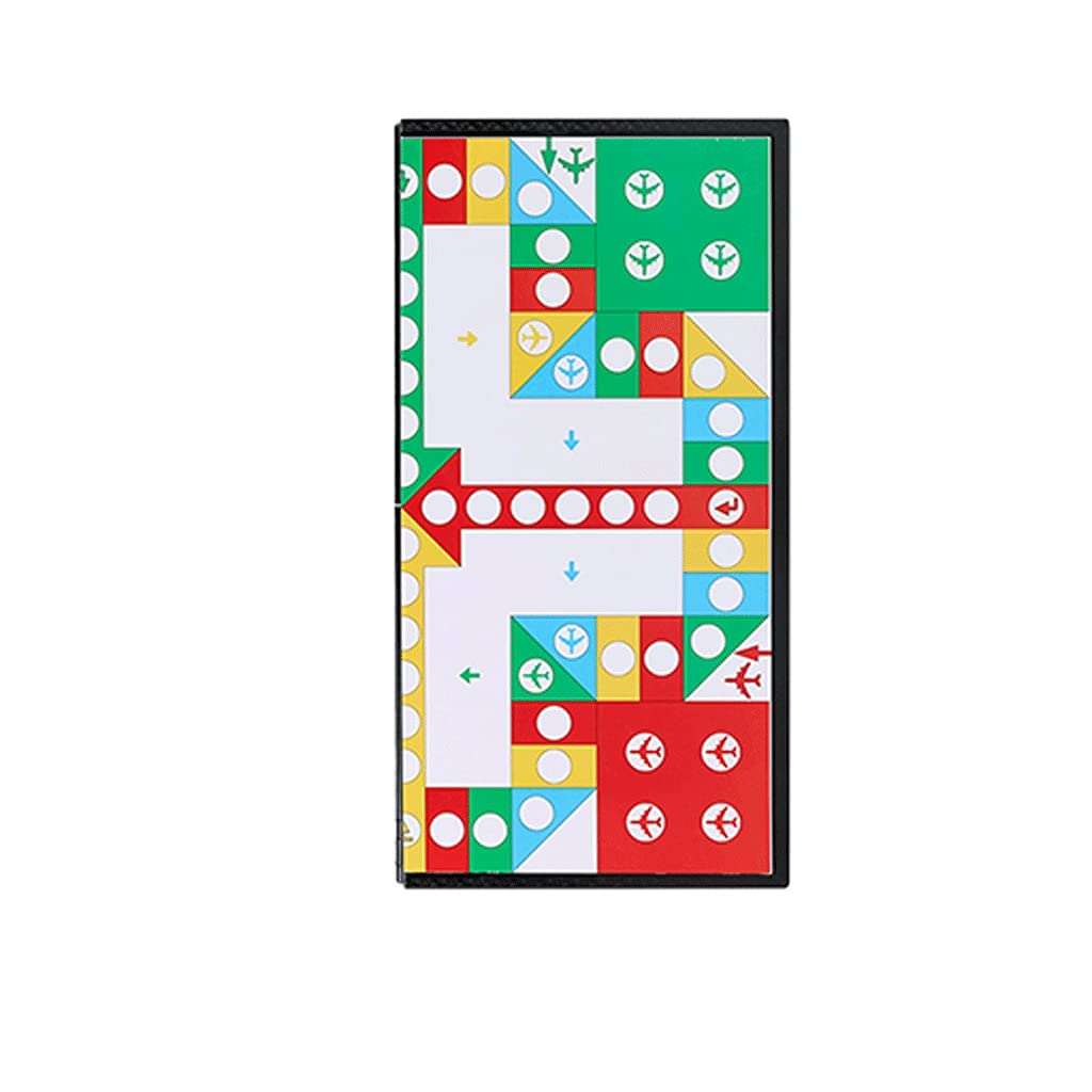 LIKYE Magnetic Folding Ludo Board Super sale period limited and Adul Popular products Games Kids for