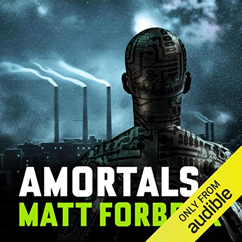 Amortals cover art