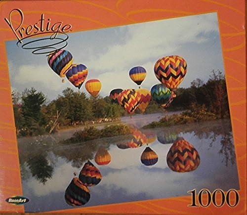 RoseArt Prestige Sunrise Launch Puzzle, 1000 Pieces by Rose Art